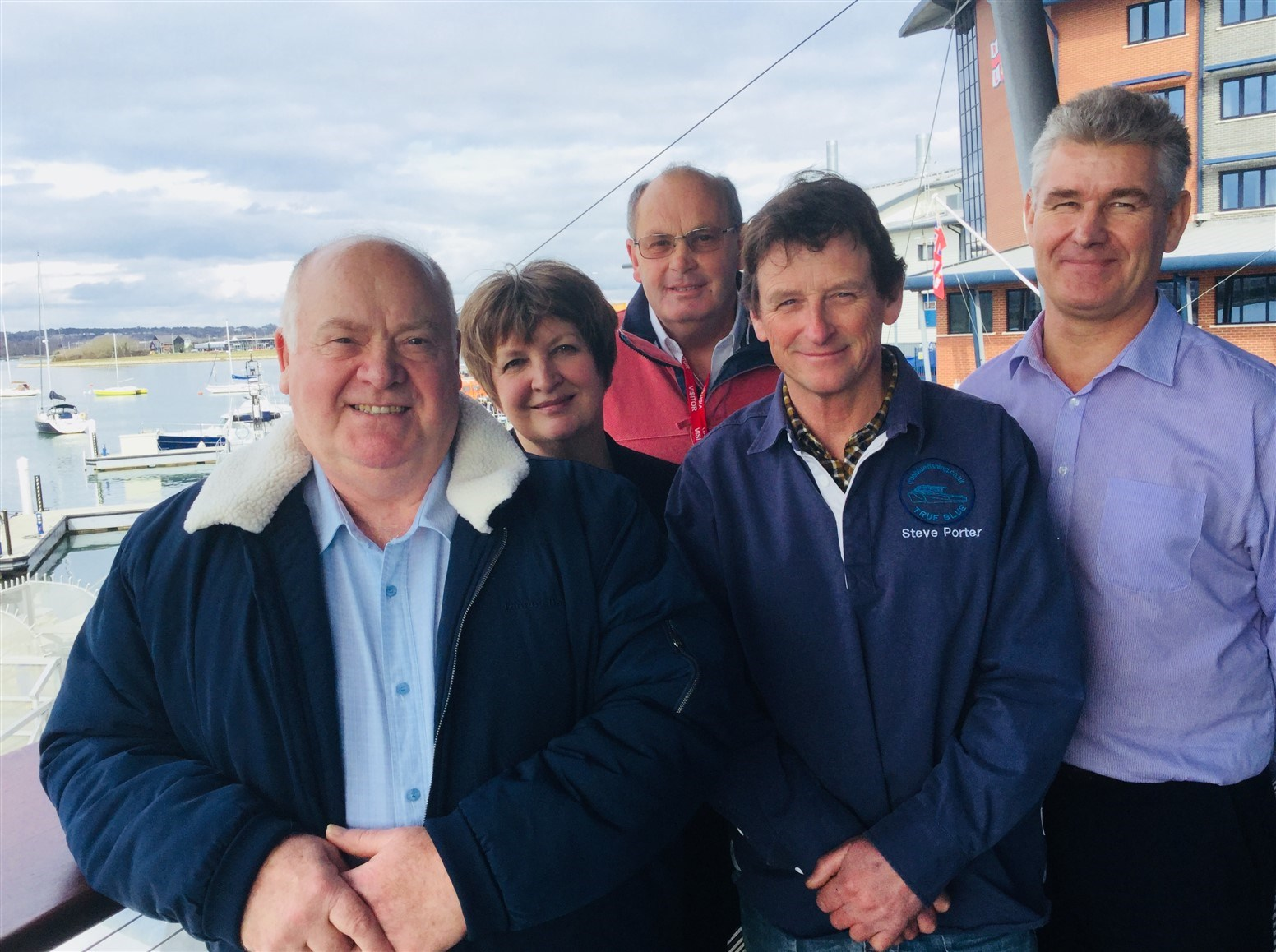 Coleman Insurance Brokers Sponsors the Professional Boatman's Association AGM