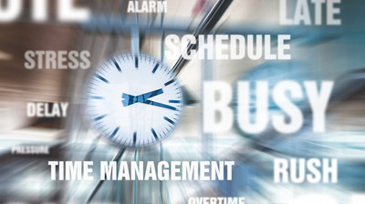 Time Management - Thursday 16th March 2020