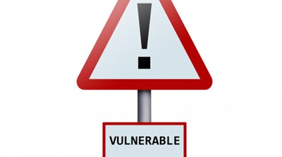 You're Vulnerable If You Don't deal with Vulnerability