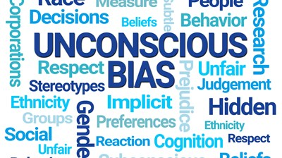 "CPD Diversity Webinar ""Unconscious Bias"" with Dr Pete Jones"
