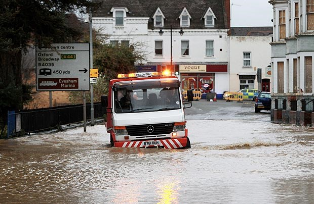 Managing Commercial Property Flood Claims