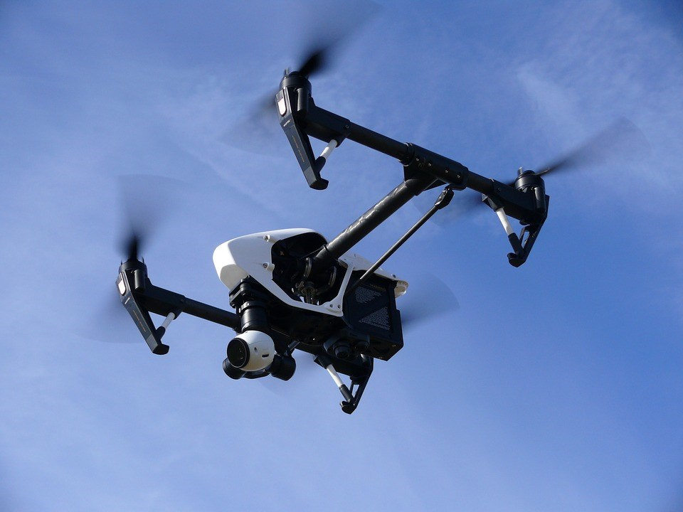 Insuring the future part one: Drone insurance