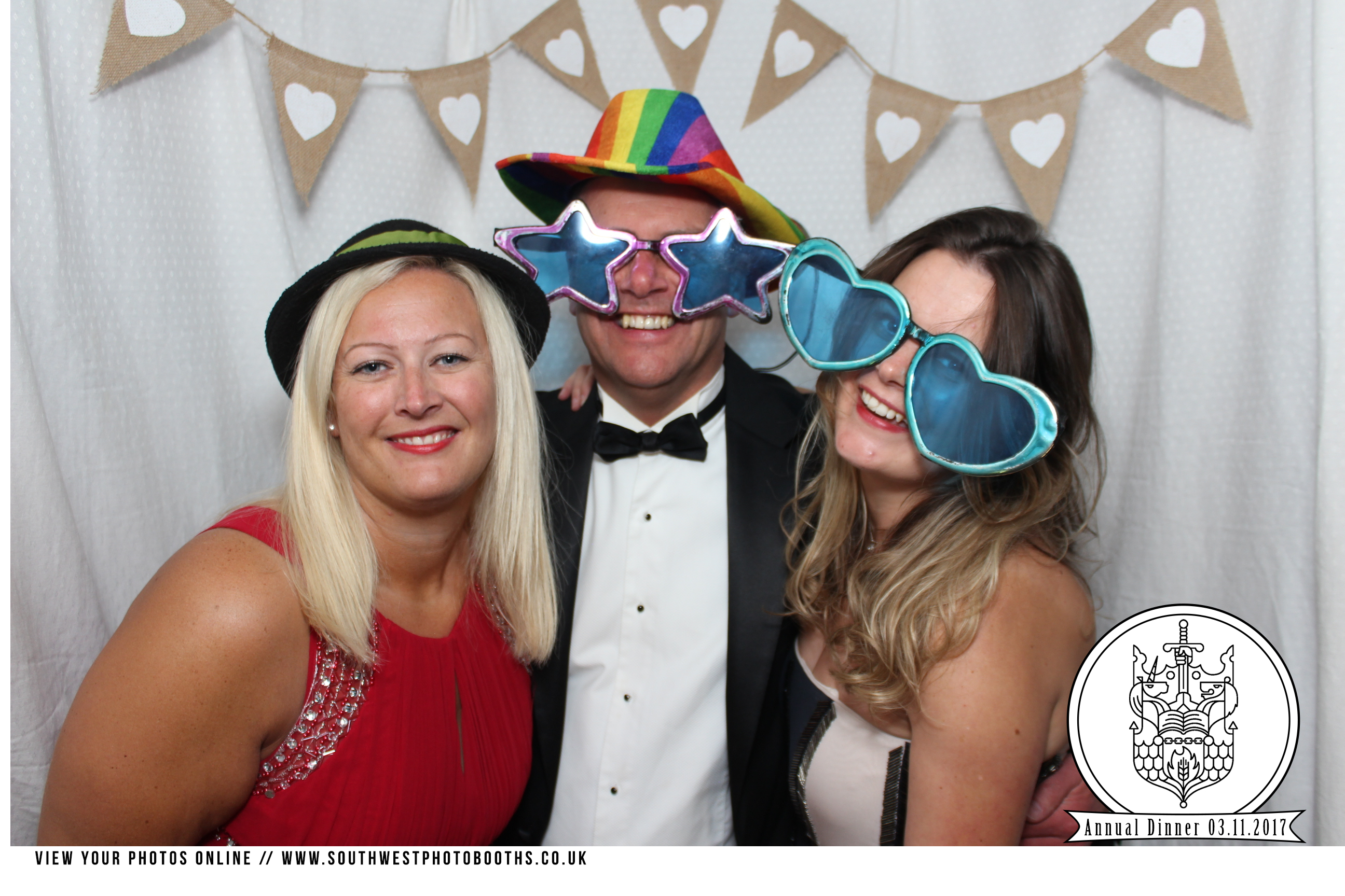 2017 Dinner, Photo Booth Pictures